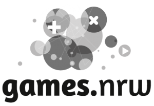 games.nrw Logo (grau / grey)